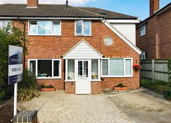 4 bed semi-detached house for sale in Blenheim Close, Didcot, Oxon OX11