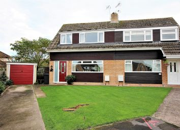 Thumbnail 3 bed semi-detached house for sale in Cherry Close, Yatton