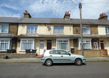 Thumbnail 2 bed terraced house to rent in Telham Avenue, Ramsgate