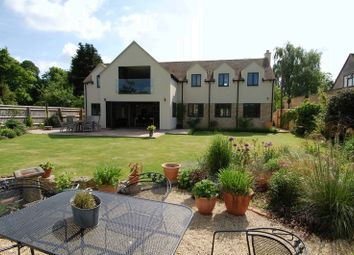 Thumbnail 4 bed detached house for sale in Akeman Close, Kirtlington, Kidlington
