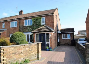Thumbnail 4 bedroom semi-detached house for sale in Gryms Dyke, Prestwood, Great Missenden