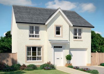 "Thumbnail 4 bedroom detached house for sale in ""Fenton"" at Kingseat Avenue, Kingseat, Newmachar, Aberdeen"