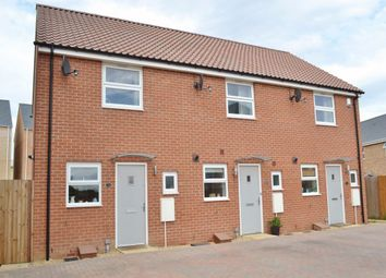 Thumbnail 2 bed end terrace house to rent in Whitley Road, Upper Cambourne, Cambridge