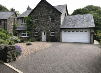 Thumbnail 4 bedroom detached house for sale in Black Beck, The Green, Millom