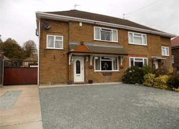 Thumbnail 3 bed semi-detached house for sale in Sunningdale Avenue, Heanor, Derbyshire