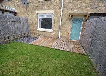 Thumbnail 2 bed terraced house for sale in Fourth Row, Linton Colliery, Morpeth
