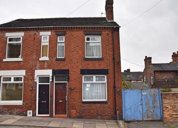 Thumbnail 3 bed semi-detached house for sale in Bourne Street, Heron Cross, Stoke-On-Trent