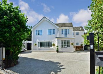 Thumbnail 5 bed detached house for sale in Old School Lane, Ryarsh, West Malling, Kent