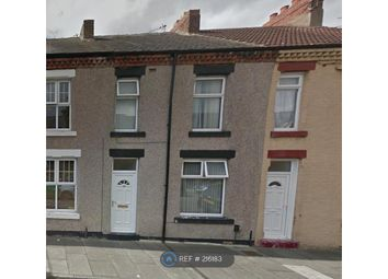 Thumbnail 3 bed terraced house to rent in Wycombe Street, Darlington