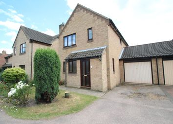Thumbnail 3 bed detached house for sale in Squires Lane, Martlesham Heath, Ipswich