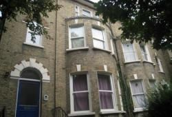 Thumbnail 1 bed flat to rent in First Floor Front Lewisham Way, Lewisham Way, London