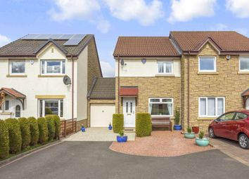 Thumbnail 2 bed semi-detached house for sale in 27 Gogarloch Road, South Gyle, Edinburgh