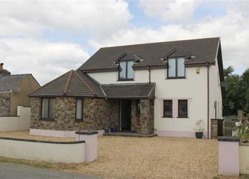 Thumbnail 4 bed detached bungalow for sale in Cold Inn, Kilgetty