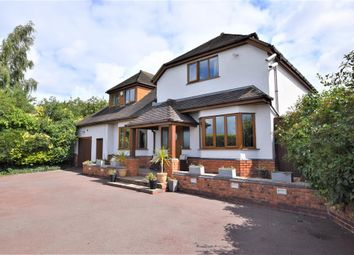 Thumbnail 4 bed detached house for sale in Stratford Road, Hockley Heath, Solihull