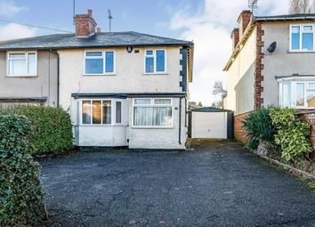 Thumbnail 3 bed semi-detached house for sale in Lea Bank Avenue, Kidderminster