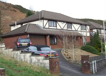 Thumbnail 5 bed detached house for sale in Oakland Drive, Pentre