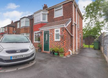 Thumbnail 3 bed semi-detached house for sale in Ellesmere Drive, Cheadle