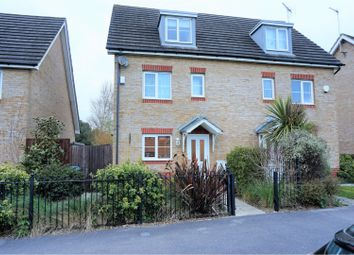 Thumbnail 4 bed semi-detached house to rent in Olliver Acre, Littlehampton