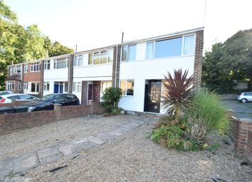 Thumbnail 3 bed end terrace house for sale in Spring Vale, Greenhithe, Kent