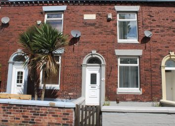 Thumbnail 2 bed terraced house to rent in Queens Road, Chadderton, Oldham