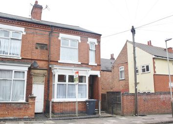 Thumbnail 5 bedroom end terrace house to rent in Beaconsfield Road, West End, Leicester