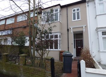 Thumbnail 5 bed terraced house to rent in Grange Park Road, Leyton