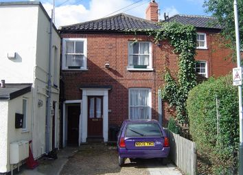 Thumbnail 1 bedroom flat to rent in 45A St Stephens Square, Norwich, Norfolk