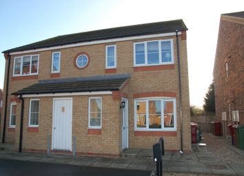 Thumbnail 1 bed flat to rent in Harrier Court, South Killingholme, North Lincolnshire