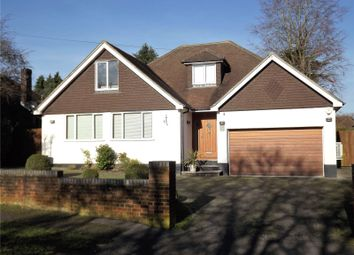 Thumbnail 3 bed detached house for sale in Spinfield Mount, Marlow, Buckinghamshire