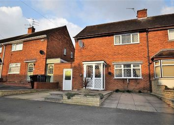 Thumbnail 2 bed semi-detached house for sale in Ashenden Rise, Castlecroft, Wolverhampton