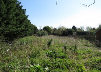 Thumbnail Land for sale in Low Road, Stow Bridge, King's Lynn