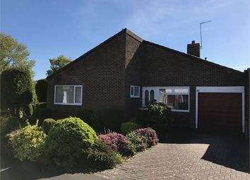 Thumbnail 2 bed bungalow for sale in Hall Farm Close, Stocksfield, Northumberland.