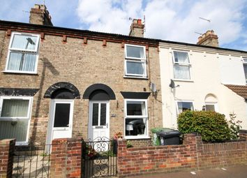 Thumbnail 2 bed terraced house for sale in Upper Cliff Road, Gorleston, Great Yarmouth
