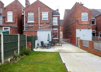 Thumbnail 2 bedroom end terrace house to rent in Welbeck Street, Whitwell, Worksop