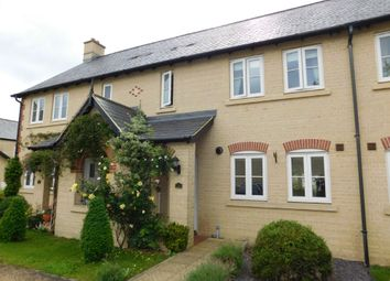 Thumbnail 3 bed terraced house to rent in Middlemarch, Stotfold, Hitchin
