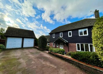 Thumbnail 4 bed detached house for sale in Westminster Close, Basingstoke