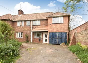 Thumbnail 4 bed semi-detached house for sale in Foxhall Road, Didcot