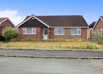 Thumbnail 3 bed detached bungalow for sale in Oak Bank Close, Willaston, Nantwich