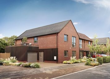 Thumbnail 4 bed detached house for sale in Picket Piece, Andover