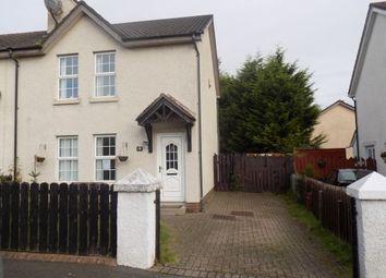 Thumbnail 3 bedroom semi-detached house for sale in 18 Glenfearna Avenue, Stewartstown Road, Belfast