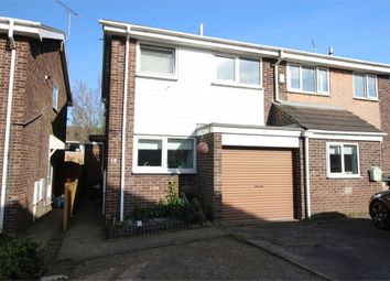 Thumbnail 3 bed semi-detached house for sale in Revill Close, Maltby, Rotherham, South Yorkshire