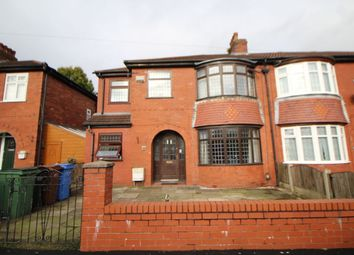 Thumbnail 4 bedroom semi-detached house for sale in Barlow Fold Road, Reddish, Stockport