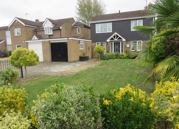 Thumbnail 3 bed detached house for sale in Nene Close, Newport Pagnell