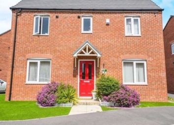 Thumbnail 3 bed detached house to rent in Kenneth Close, Prescot