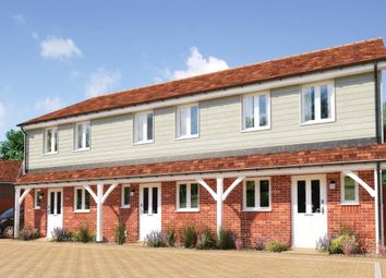 Thumbnail 2 bed semi-detached house for sale in Whitsbury Road, Fordingbridge