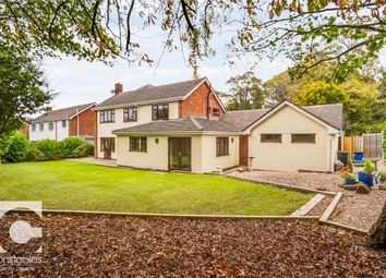 Thumbnail 6 bed detached house for sale in Ravenstone, Hinderton Road, Neston, Cheshire