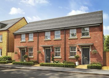 "Thumbnail 2 bedroom terraced house for sale in ""Wilford"" at Nine Days Lane, Redditch"