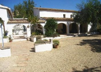 Thumbnail 6 bed country house for sale in Partida La Costa, 03720 Benissa, Alicante, Spain