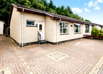 Thumbnail 3 bed semi-detached bungalow for sale in 80 Nant Drive, Oban