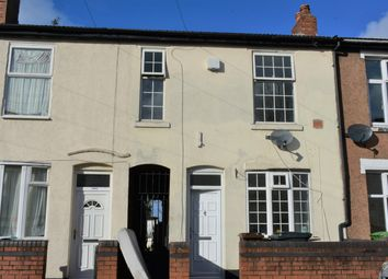 Thumbnail 3 bedroom terraced house for sale in Carter Road, Wolverhampton